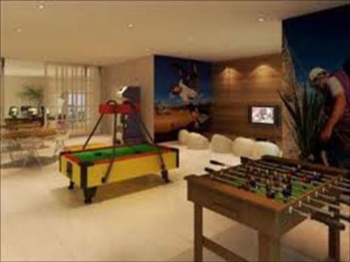 ref.: 198300 - apartamento em santos, no bairro gonzaga - 3 dormitórios