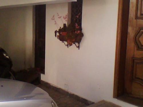 ref.: 1990 - casa em sao paulo, no bairro parque continental - 3 dormitórios