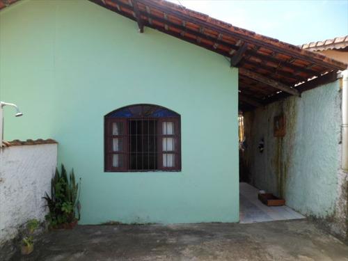 ref.: 199900 - casa em mongagua, no bairro jussara - 1 dormitórios