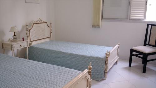 ref.: 2 - apartamento em guaruja, no bairro pitangueiras - 2