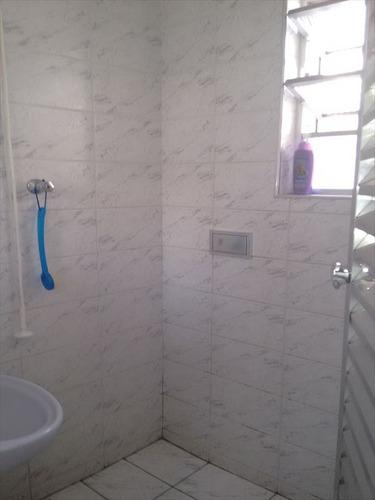 ref.: 2000500 - casa condomínio fechado em praia grande, no bairro guilhermina - 1 dormitórios