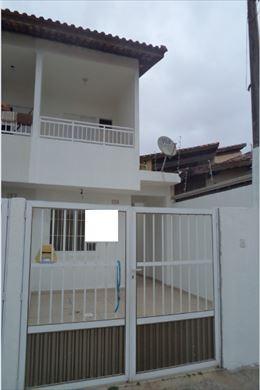 ref.: 200600 - casa em praia grande, no bairro sitio do campo - 2 dormitórios