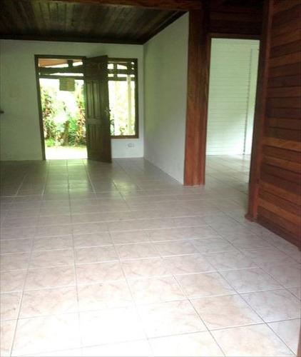 ref.: 201 - casa condomínio fechado em bertioga, no bairro guaratuba costa do sol - 3 dormitórios