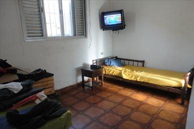 ref.: 20105904 - casa em praia grande, no bairro guilhermina - 1 dormitórios