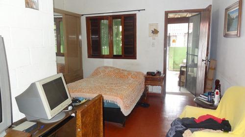 ref.: 20110304 - casa em praia grande, no bairro guilhermina - 1 dormitórios