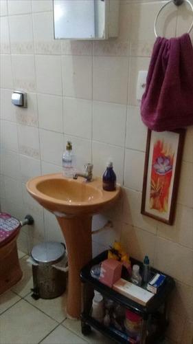 ref.: 20110404 - casa condomínio fechado em praia grande, no bairro guilhermina - 1 dormitórios