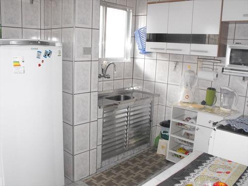 ref.: 2012 - apartamento em praia grande, no bairro boqueirao - 1 dormitórios