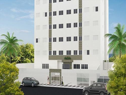 ref.: 2014 - apartamento em praia grande, no bairro ocian - 2 dormitórios