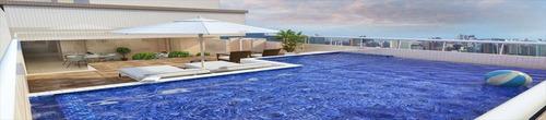 ref.: 2017 - apartamento em praia grande, no bairro aviacao - 1 dormitórios