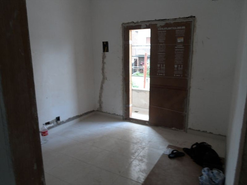ref.: 20201 - casa em praia grande, no bairro vila tupi - 1 dormitórios