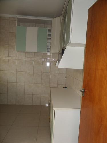 ref.: 202038601 - casa em praia grande, no bairro guilhermina - 2 dormitórios