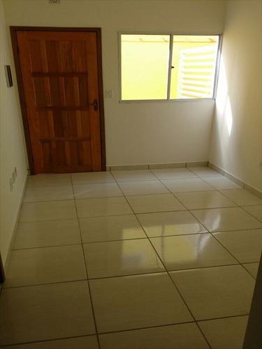 ref.: 20204704 - casa em praia grande, no bairro melvi - 2 dormitórios