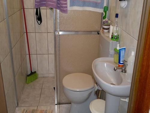 ref.: 202100 - casa em mongagua, no bairro itaoca - 2 dormitórios