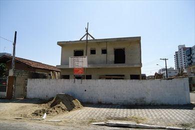 ref.: 202101000 - casa em praia grande, no bairro ocian - 2 dormitórios