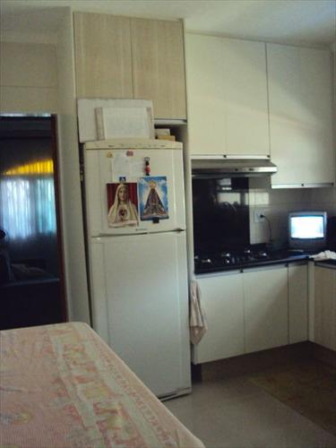 ref.: 202108300 - casa em praia grande, no bairro aviacao - 2 dormitórios