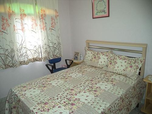 ref.: 202110704 - casa em praia grande, no bairro guilhermina - 2 dormitórios