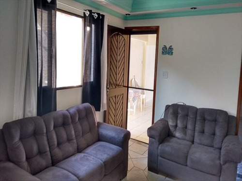 ref.: 202112500 - casa em praia grande, no bairro caicara - 3 dormitórios