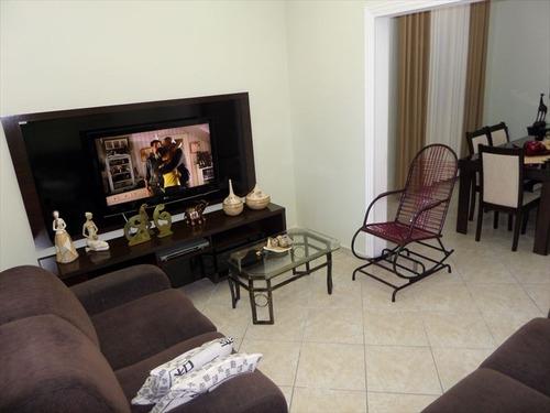 ref.: 202116401 - casa em praia grande, no bairro guilhermina - 2 dormitórios