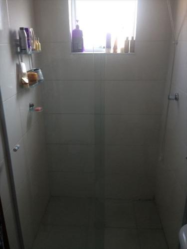 ref.: 202116501 - casa condomínio fechado em praia grande, no bairro guilhermina - 2 dormitórios