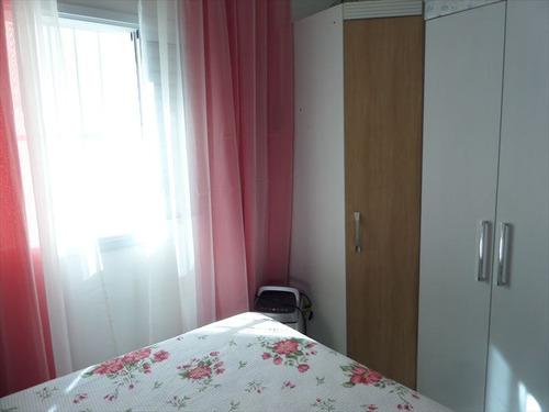 ref.: 202116601 - casa em praia grande, no bairro boqueirao - 2 dormitórios