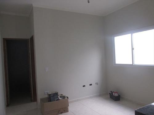 ref.: 202116800 - casa em praia grande, no bairro sitio do campo - 2 dormitórios