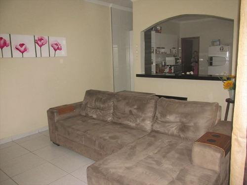 ref.: 202117100 - casa em praia grande, no bairro guilhermina - 2 dormitórios