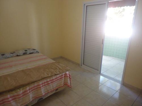 ref.: 202118001 - casa em praia grande, no bairro guilhermina - 2 dormitórios