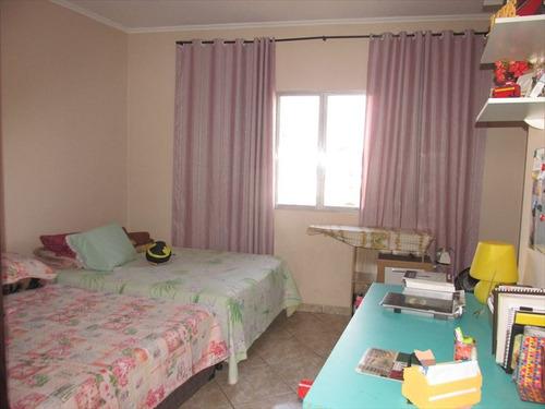 ref.: 202118300 - casa em praia grande, no bairro aviacao - 2 dormitórios