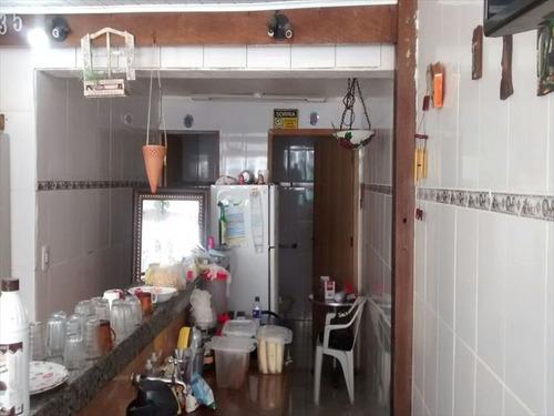 ref.: 202119501 - casa em praia grande, no bairro boqueirao - 2 dormitórios