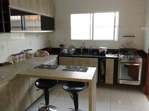 ref.: 202121304 - casa em praia grande, no bairro guilhermina - 2 dormitórios