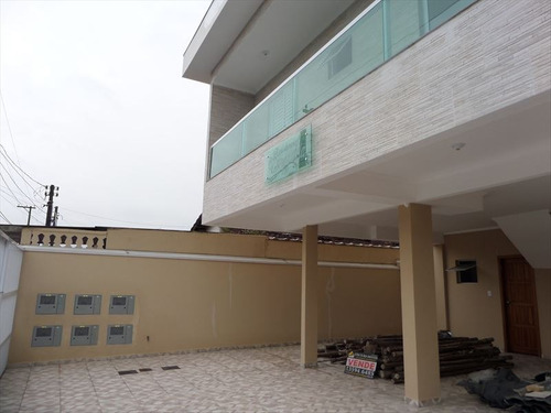 ref.: 202122101 - casa em praia grande, no bairro melvi - 2 dormitórios