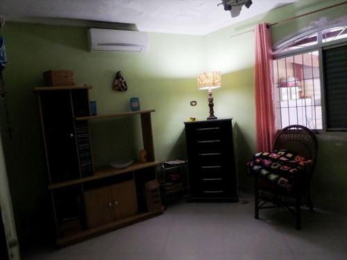 ref.: 202123601 - casa em praia grande, no bairro guilhermina - 2 dormitórios
