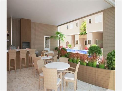 ref.: 2027 - apartamento em praia grande, no bairro canto do forte - 3 dormitórios