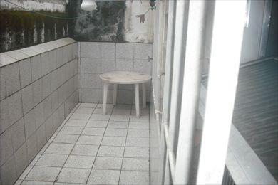 ref.: 20274800 - casa condomínio fechado em praia grande, no bairro guilhermina - 2 dormitórios
