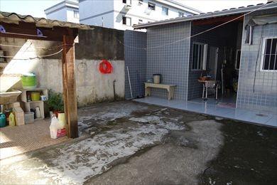 ref.: 20279500 - casa em praia grande, no bairro boqueirao - 2 dormitórios