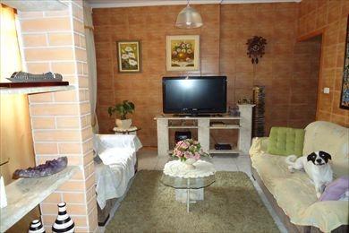 ref.: 20281900 - casa em praia grande, no bairro ocian - 2 dormitórios