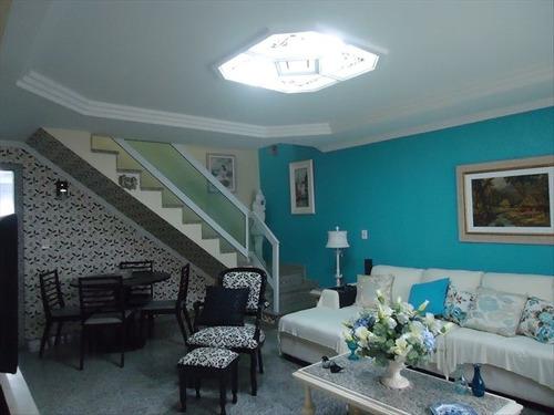 ref.: 20290001 - casa em praia grande, no bairro boqueirao - 2 dormitórios