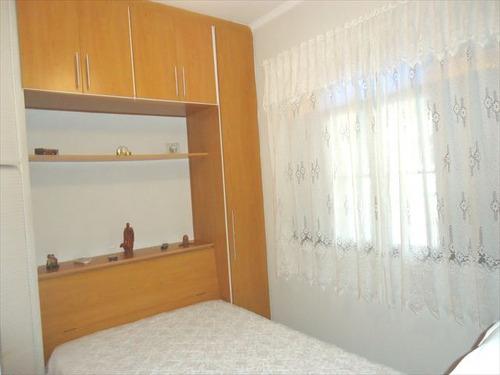 ref.: 20295001 - casa em praia grande, no bairro guilhermina - 2 dormitórios