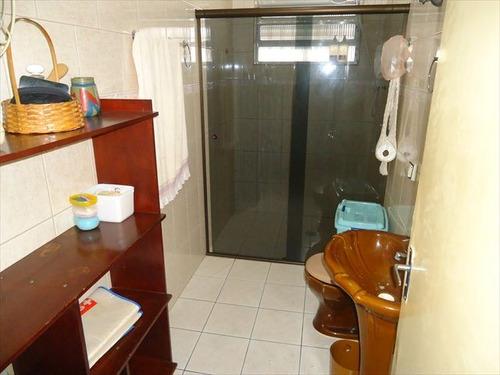 ref.: 20295400 - casa em praia grande, no bairro guilhermina - 2 dormitórios