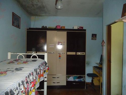 ref.: 20298500 - casa em praia grande, no bairro guilhermina - 2 dormitórios