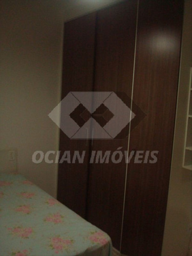 ref.: 203 - apartamento em praia grande, no bairro mirim - 2 dormitórios