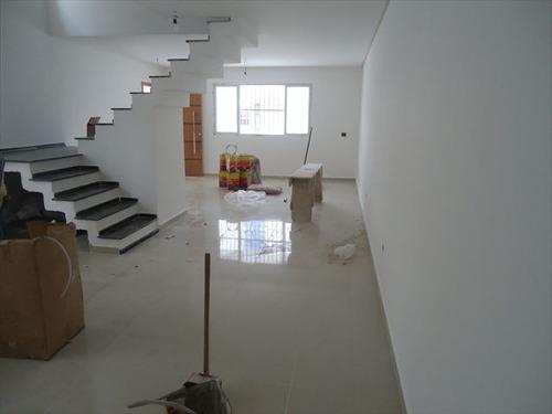 ref.: 203057000 - casa em praia grande, no bairro forte - 3 dormitórios