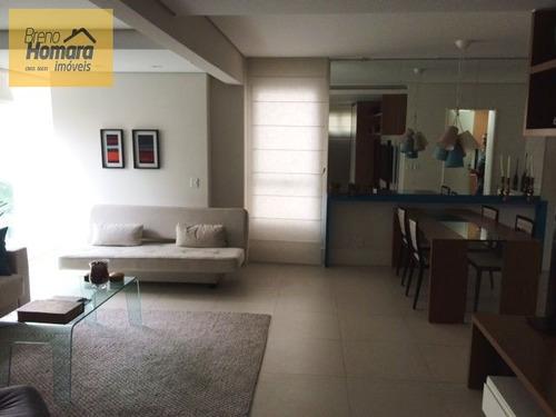 ref.: 2031 - apartamento em sao paulo, no bairro higienopolis - 2 dormitórios