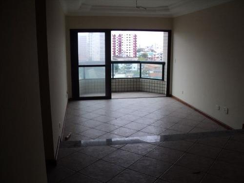 ref.: 2032 - apartamento em praia grande, no bairro canto do forte - 3 dormitórios