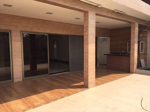 ref.: 20333100 - casa em praia grande, no bairro canto do forte - 3 dormitórios