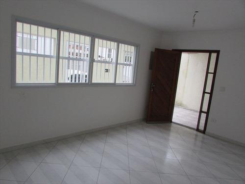 ref.: 20344504 - casa em praia grande, no bairro guilhermina - 3 dormitórios