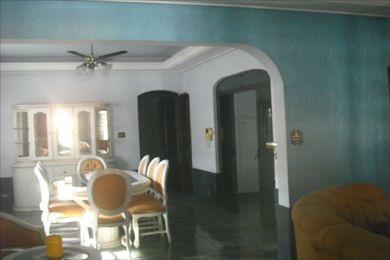 ref.: 20350501 - casa em praia grande, no bairro forte - 3 dormitórios