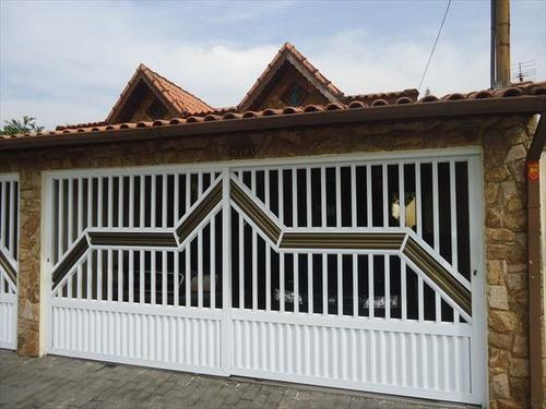 ref.: 20353500 - casa em praia grande, no bairro guilhermina - 3 dormitórios