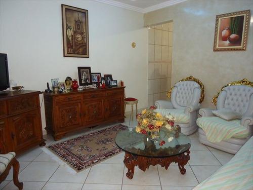 ref.: 20357300 - casa em praia grande, no bairro guilhermina - 3 dormitórios