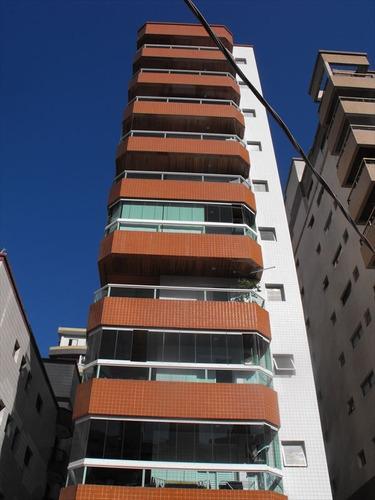 ref.: 2036 - apartamento em praia grande, no bairro guilhermina - 1 dormitórios